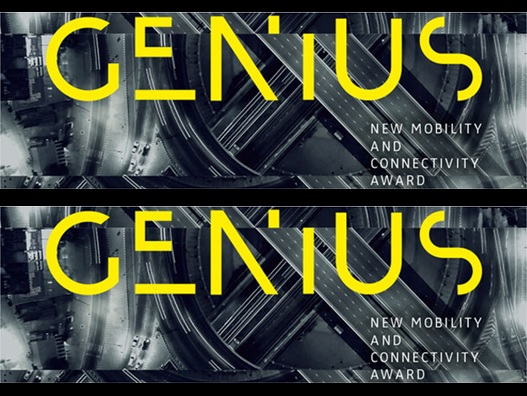 Genius Award Logo